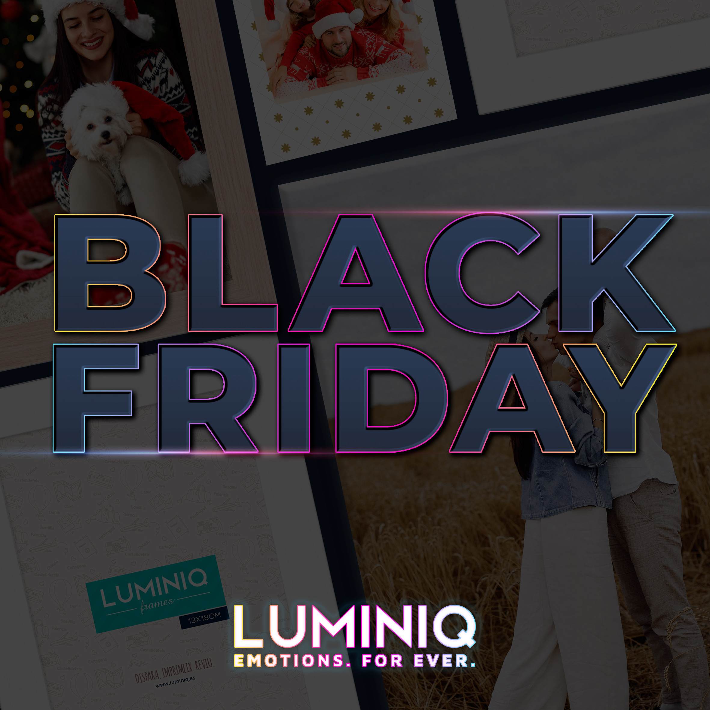 Black Friday Luminiq Ibiza